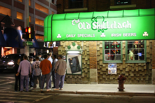 The Old Shillelagh Detroit Metro Detroit Bars And Clubs